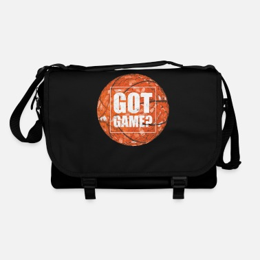 Free Throw Basketball Streetball Gift Topper Free-Throw - Shoulder Bag