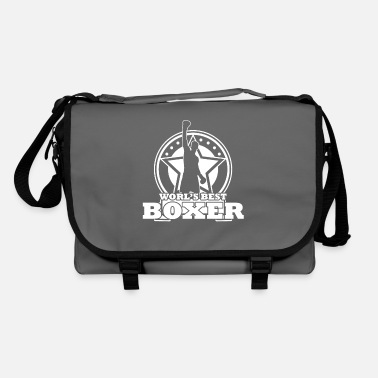 Box Boxing Boxing Boxing - Shoulder Bag