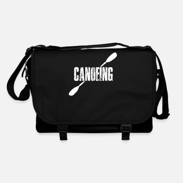 Canoeing Canoe canoe canoe canoe - Shoulder Bag