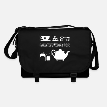 Tea TEA TEA TEA - Shoulder Bag