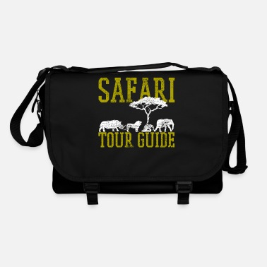 Safari Safari Safari Safari Safari Safari - Shoulder Bag