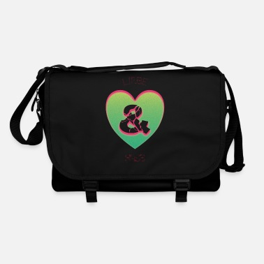 Hate & love - Shoulder Bag