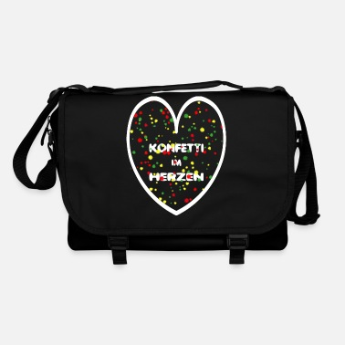 Confetti in the heart - Shoulder Bag