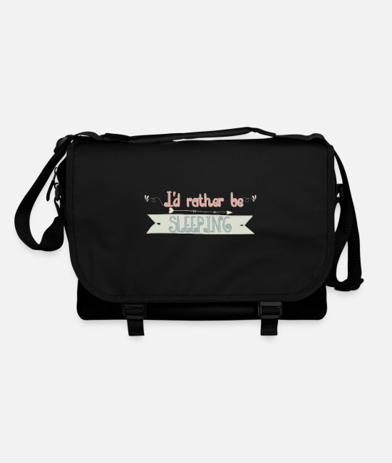 Bed Bags & Backpacks - Sleep - Shoulder Bag black/black