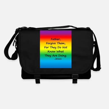 Forgiveness Forgive - Shoulder Bag