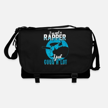 Rapper Hip hop rapper - Shoulder Bag