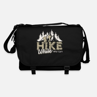 Walk as long as you can Mountains & forest - Shoulder Bag