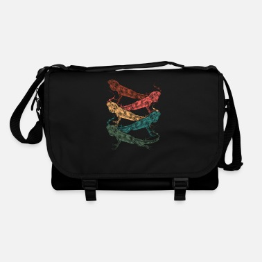 Reptile Iguanas - Shoulder Bag