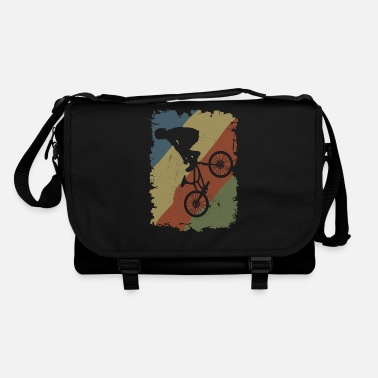 Teenager BMX Freestyle Vintage Rider Stunt - Borsa a tracolla