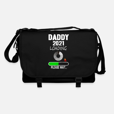 Dad Dad 2021 is invited - father-to-be - Shoulder Bag