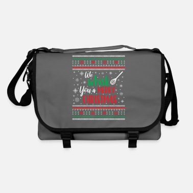 We WHISK You a Merry Christmas - Shoulder Bag
