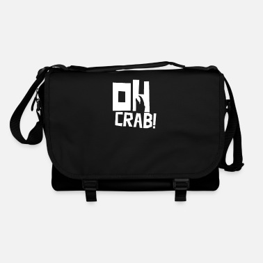 Crab Crab fishing crab crab crab fishing - Shoulder Bag