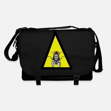 Fly-insect Fly Fly Insect insect animals - Shoulder Bag