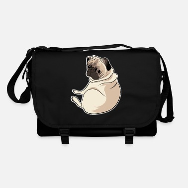 pug - Shoulder Bag