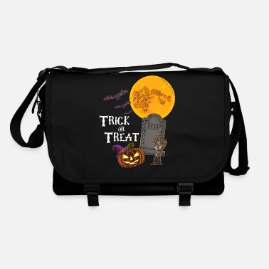 Halloween Trick or Treat - Sac bandoulière