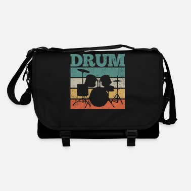 Drum Drums drums drummer drums - Shoulder Bag