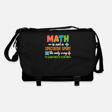 Maths Math math - Shoulder Bag