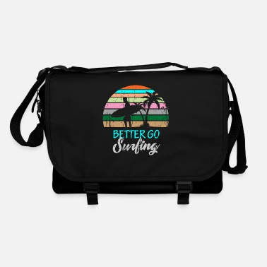 Surf surfing - Shoulder Bag