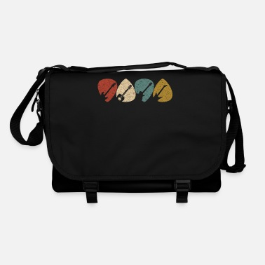 Vintage Vintage guitar pick - Shoulder Bag