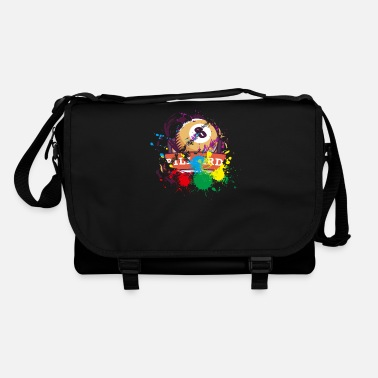 Weekend Billiard gift for Billiard Player - Shoulder Bag