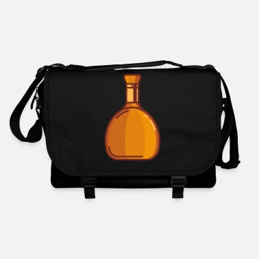 Liquor Liquor bottle, gift liquor alcohol drink - Shoulder Bag