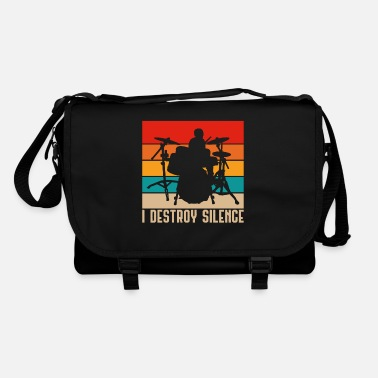 Metal Music Drums - Shoulder Bag