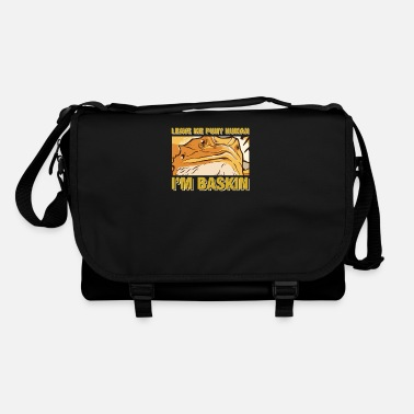 Bearded Dragon Lizard Lover Dragon Breeding Gift - Umhängetasche