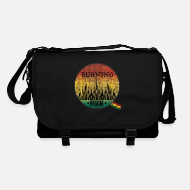 Ragga burning raggae - Shoulder Bag