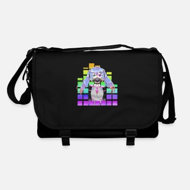 Punk Girl Cyber punk girl - Shoulder Bag