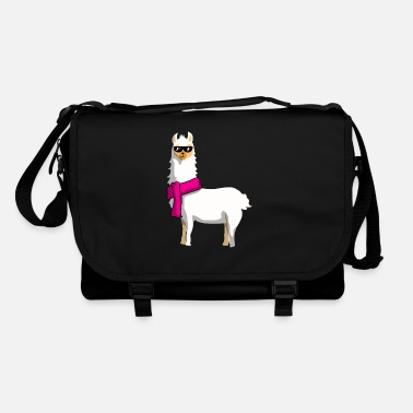 Lama Alpaca Camel Animal Trend Funny Llamas Gift - Shoulder Bag