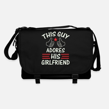 Partner partner shirt - Shoulder Bag