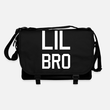 Brother From Another Mother Little Brother Trio Cool Gift Idea for Brothers - Shoulder Bag