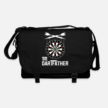 The Dartfather Dartboard Bullseye Dartpfeile 180 - Umhängetasche