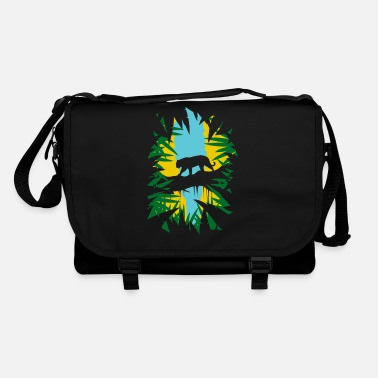 Nature Collection V2 jungle - Shoulder Bag