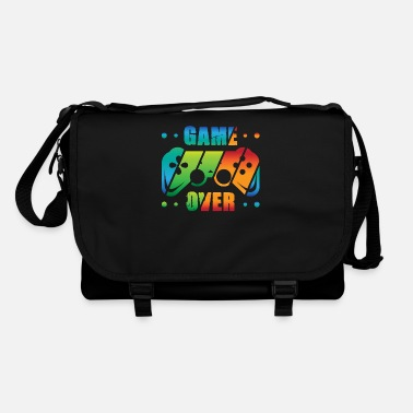Controller Play Console Gamer Gaming Game over - Sac bandoulière