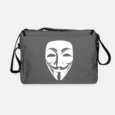 We Do Not Forgive Anonymous - Shoulder Bag