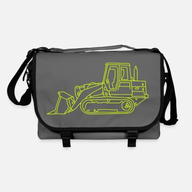 Bulldozer Bulldozer  - Shoulder Bag