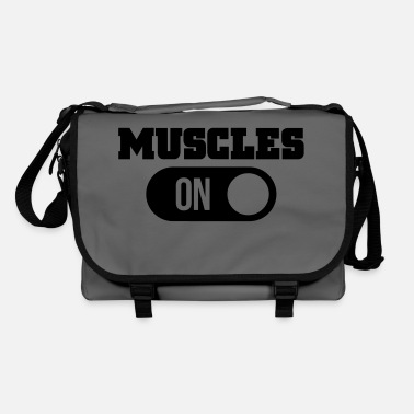 Muscle muscles - Shoulder Bag