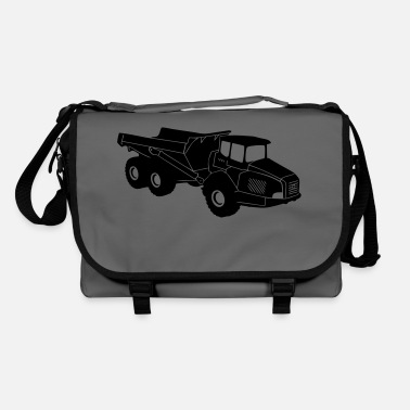 Volvo dumper - Shoulder Bag
