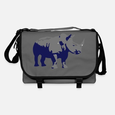 Rhinoceros rhinoceros - Shoulder Bag