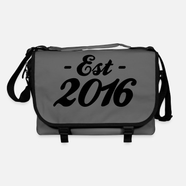 Established established 2016 - Shoulder Bag
