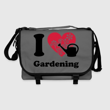 gardening gardener garden  - Shoulder Bag