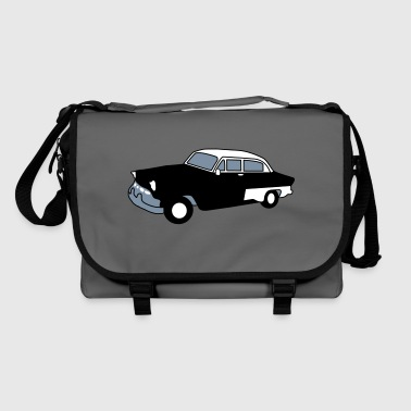 Vintage Cars - Shoulder Bag