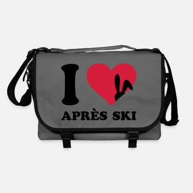 Après Ski Sayings après-ski Après ski Sayings ski party - Shoulder Bag