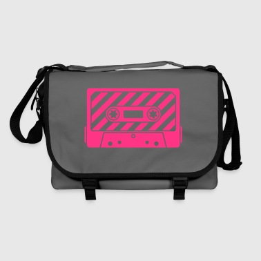 Audio Tape - Music Cassette - Shoulder Bag