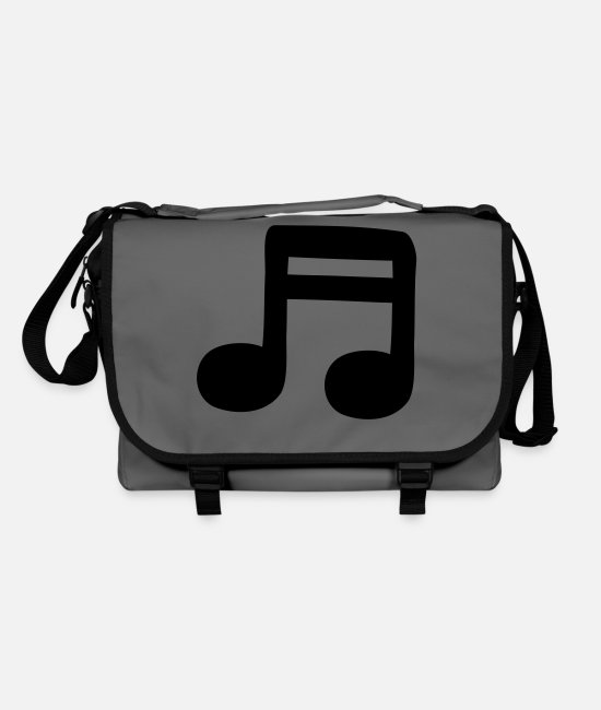 Guitar Bags & Backpacks - 2 sixteenths - Shoulder Bag graphite/black