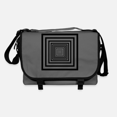 Rectangle rectangles - Sac bandoulière