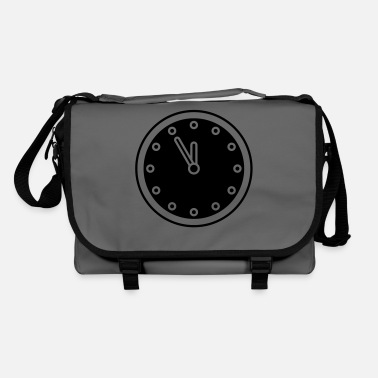 11 55 clock - Shoulder Bag