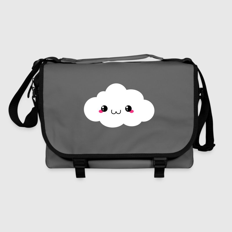 Happy Kawaii Cloud (Chmura) - Torba na ramię
