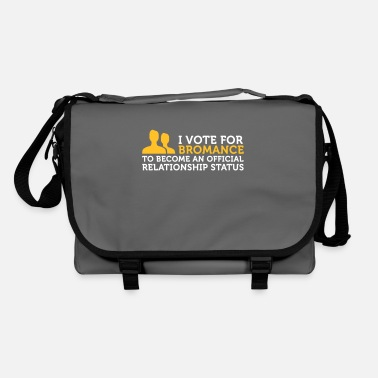 Bromance I Am Voting For Bromance - Shoulder Bag